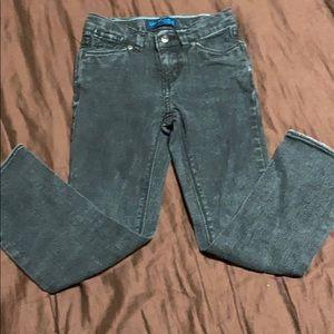 Girls Skinny Jeans. EUC!